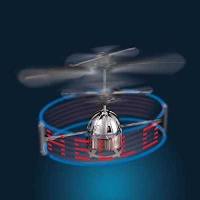 Skywriter UFO Remote Control Helicopter from Brookstone