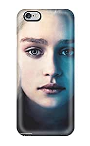 For Iphone 5C Case Cover Case Bumper Hard shell Skin Cover For Emilia Clarke Game Of Thrones Season 3 Accessories