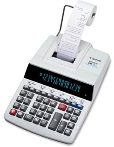 Canon 8708b001 Mp49dii Gb 14-Digit Desktop Printing Calculator 18.20in. x 10.30in. x 5.30in. by Canon