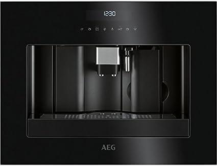 AEG KKE884500B Integrado Totalmente automática Máquina espresso ...