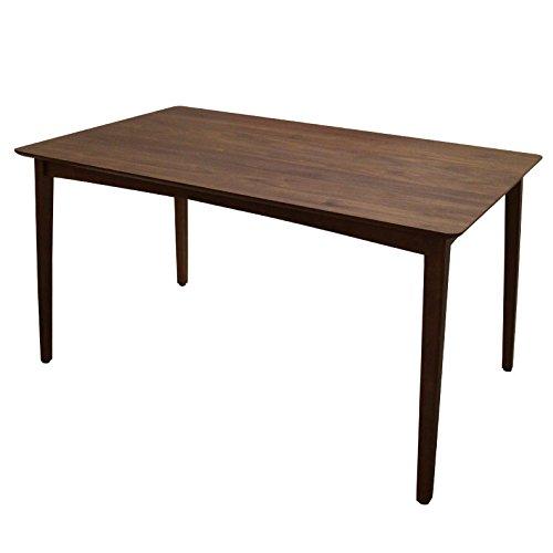 マナベインテリア テーブル ダイニングテーブル グラン ダイニング 食卓テーブル 食堂テーブル 組立式 B0756TV2SN