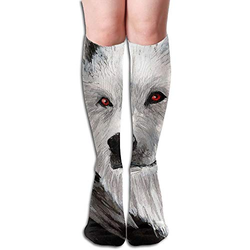 Curitis Tube High Keen Sock Boots Crew Crows and Wolf Compression Socks Long Sport (Colossus Costume For Sale)