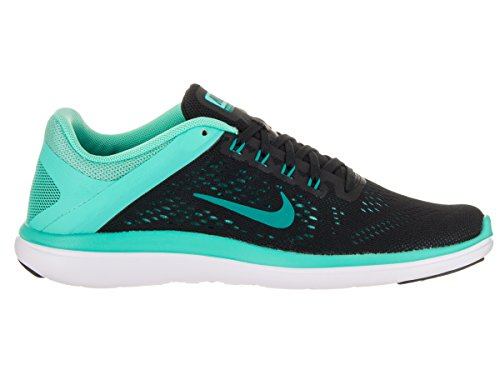 2016 Hyper Rn Women's Shoes White NIKE Teal Black Running Rio Flex Turquoise EqRU1