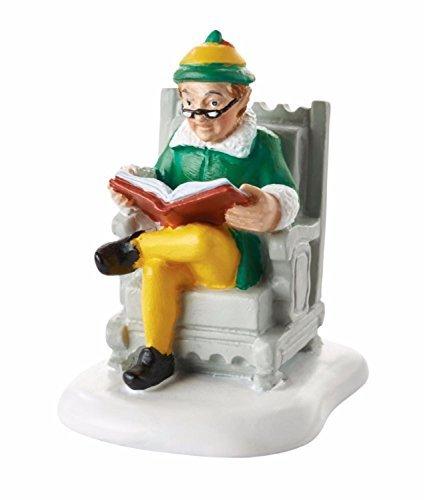 Department 56 Elf The Movie Papa Elf Christmas Figurine #4053060
