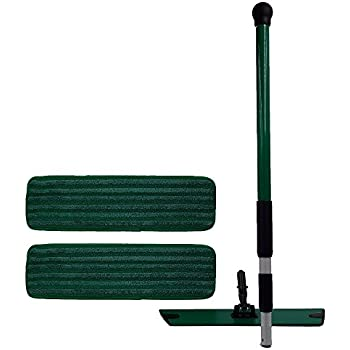 Amazon Com Don Aslett S 15 Quot Microfiber Mop With 2 Pads