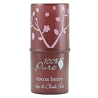 Shimmery Lip Tint, 100% Pure Lip & Cheek Tint