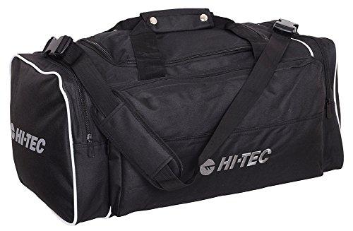 Hi-Tec ELF II Sporttasche Reisetasche, 60 L, schwarz