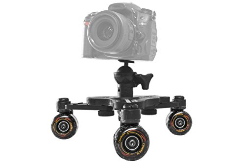 Cinetics CineSkates Pro Tripod Camera Dolly by Cinetics