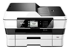 Brother MFCJ6920DW - Impresora multifunción de tinta - B/N 35 PPM, color 27 PPM
