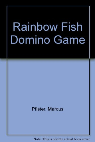 Rainbow Fish Domino Game Marcus Pfister