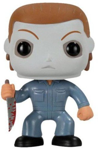 Funko 2296 Pop Movies: Halloween - Michael Myers Action (Halloween Movie Mike Myers)