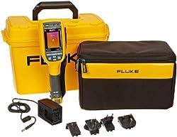 Fluke TiR105 Building Diagnostics Thermal Imager, with IR-Fusion Technology, 9 Hz