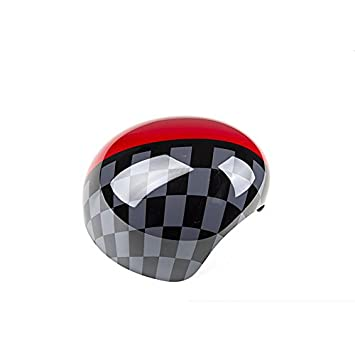 Side Wing Mirror Cover Caps For Mini Cooper ONE//S//JCW R61 R60 R55 R56 R57 R58 R59 F54 F55 F56 F57 F60 Clubman Countryman Hardtop Hatchback LHD R Series Auto-Power Folding Models, Union Jack Black