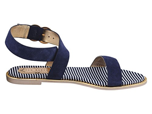 Womens Suede Baker Navy Qeredas Ted qOC6P