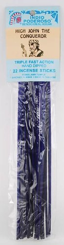 New Age High John the Conqueror stick Incense 22 pack