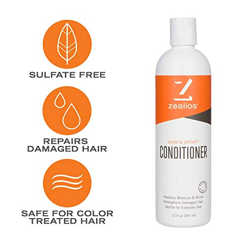Zealios Sulfate Free Sport Conditioner