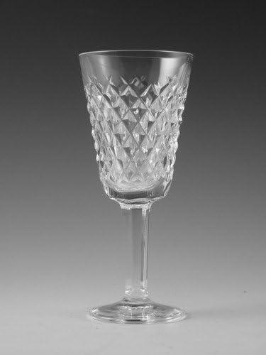 Waterford ALANA Sherry Glass 2 Available PERFECT Cut Crystal Liquor Diamond