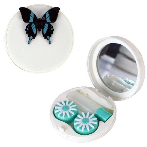 Contact Papillon Kit Voyage Objectif 3D (Turquoise)