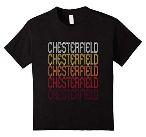 Kids Chesterfield, IN | Vintage Style Indiana T-shirt 12 - Kids Chesterfield