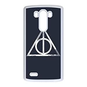 LG G3 Cell Phone Case White Harry Potter QHJ Cell Phone Case Personalized Plastic