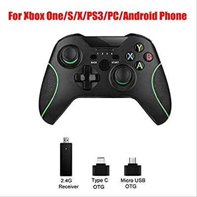 Amazon.es: SMEI Bluetooth Mando Inalámbrico Joystick Juego Gamepad ...