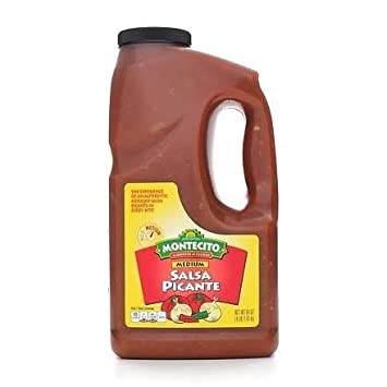 Montecito Salsa Picante 64oz (Medium)