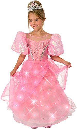 [Rubie's Costume Pink Princess Child Costume, Small] (Child Princess Halloween Costume)