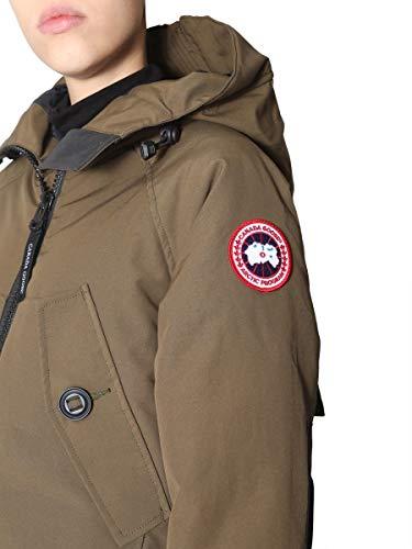 Canada Goose Mujer 5803L49 Verde Poliéster Abrigo: Amazon.es: Ropa y accesorios