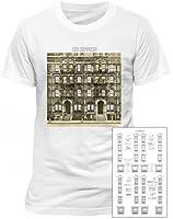 Official Led Zeppelin - Physical Graffiti - T Shirt