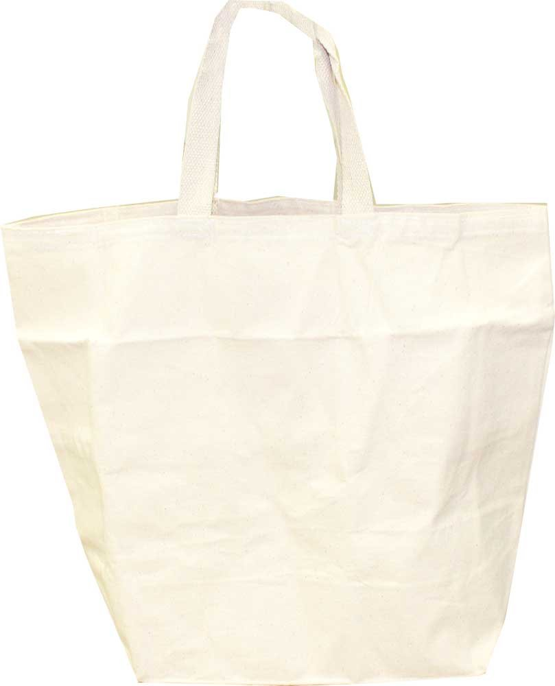 完璧 9 B00VUG7J52 Inch Long Pack Tote Bag, Natural Cotton : ( (ToolUSA: Pack of 2 Bags) (ToolUSA: AB-70010-Z02) B00VUG7J52 18-インチ - 1個パック, アズマネット:88030c78 --- kuoying.net