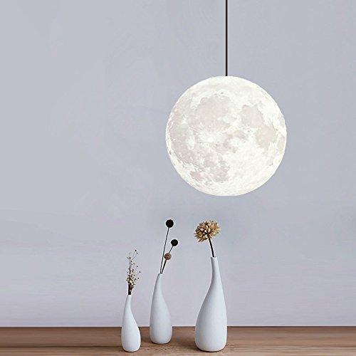 Gahaya 8 moon pendant lamp 3d printing ceiling light 3200k 6500k gahaya 8 moon pendant lamp 3d printing ceiling light 3200k 6500k e26 led by aloadofball Images