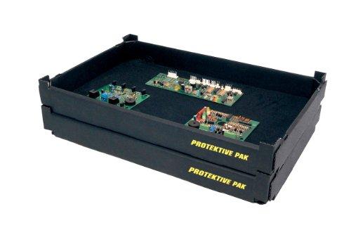 Protektive Pak 37750 Stacking Board Handler Tek Tray, 18