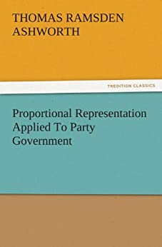 proportional representation in the us government A presentation of arguments critical of geographical orientation electoral systems and suggesting pure proportional representation united states government.