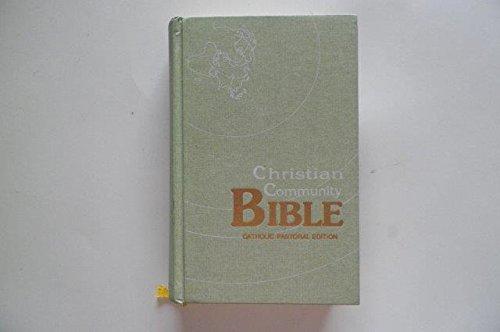 Christian Community Bible(Catholic Pastoral Edition)
