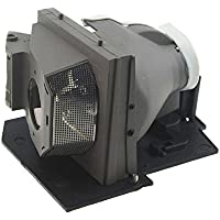 Projector Replacement Lamp 725-10046 with Housing for Dell 5100MP 725-10046 / 310-6896 / N8307 VIP350W