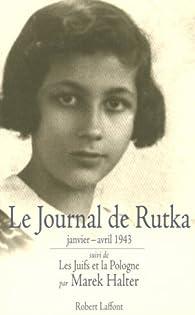 Le journal de Rutka par Rutka Laskier
