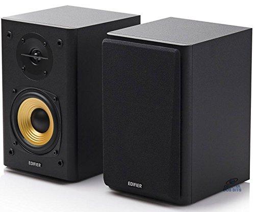 Monitor de áudio Edifier R1000T4 preta, Edifier, R1000T4 preta,