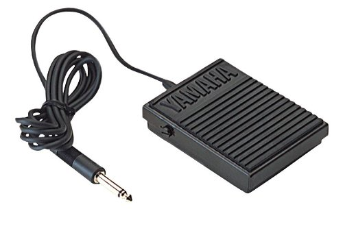 B00005ML71 Yamaha FC5 Compact Sustain Pedal for Portable Keyboards, black 41n0x6JA8ZL