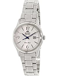 Womens Charlene NR1Q005W Silver Stainless-Steel Automatic Watch