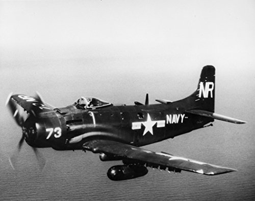 from composite squadron VC-35 Night Hecklers from the aircraft carrier USS Essex (CVA-9) off Korea.