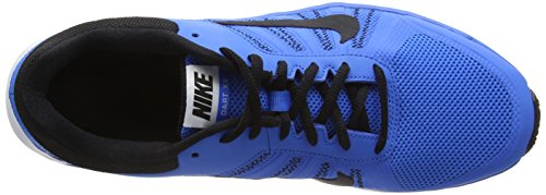 Nike Dart 12 - Zapatillas de running Hombre Azul (Photo Blue / Blk Dp Ryl Bl White)
