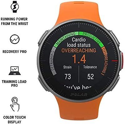 Polar Vantage V HR -Reloj premium con GPS y Frecuencia cardíaca ...