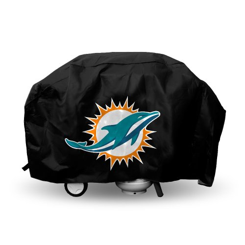 - Rico Industries NFL Miami Dolphins Vinyl Grill Cover