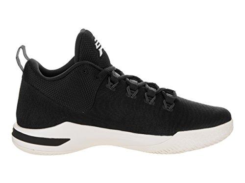 Zapatillas De Baloncesto Air Jordan Cp3.x Ae Negro / Blanco (13 D (m) Us)