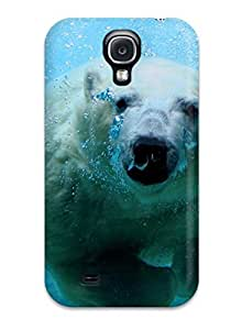 Excellent Design Bear Animal Case Cover For Galaxy S4
