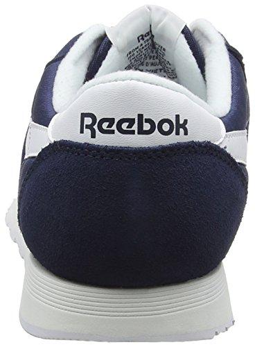 ReebokClassic Nylon R13 - Zapatillas hombre Azul (Collegiate Navy/White)