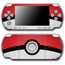 Pokemon Pokeball Pikachu Special Edition Video Game Vinyl Decal Skin Sticker Cover for Sony PSP Playstation Portable Slim 3000 Series System