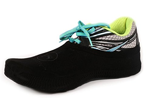 PS Athletic Shoe Covers for Dancing, Socks Over Shoes, Overshoes for Sneakers, Smooth Pivots & Turns by Pretty Simple