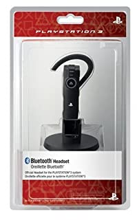 PS3 Bluetooth Headset by Artist Not Provided (B001BR95PW) | Amazon price tracker / tracking, Amazon price history charts, Amazon price watches, Amazon price drop alerts