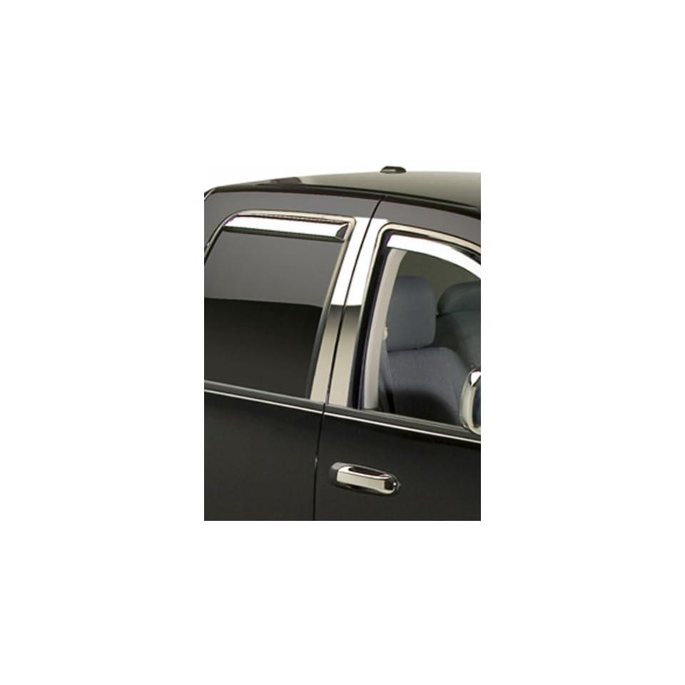 Putco 402604 Dodge Ram Chrome Pillar Post Covers   Pillar Post Covers